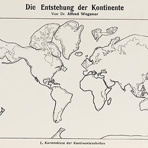 Kontinentalverschiebung